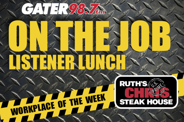 ON THE JOB Listener Lunch