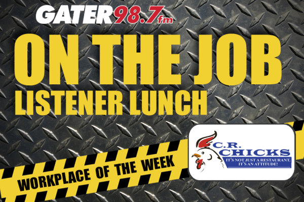 None - ON THE JOB Listener Lunch