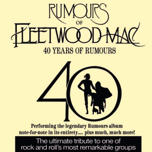 None - Rumours of Fleetwood Mac: 40 Years of Rumours