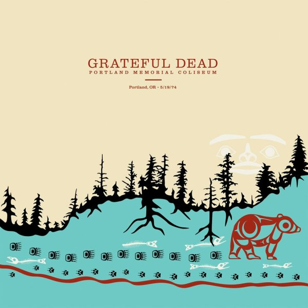 None - The Grateful Dead: PACIFIC NORTHWEST '73-'74