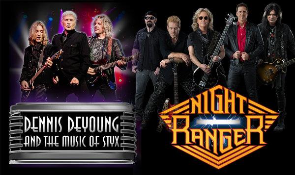 None - Dennis DeYoung & NIGHT RANGER