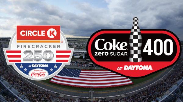 None - Coke Zero Sugar 400