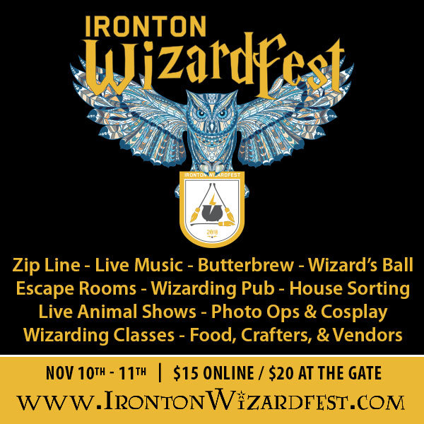 None -  Win tickets to the Wizard Fest & Ball!