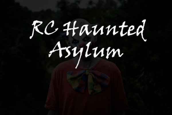 None - Win tickets to RC Haunted Asylum!
