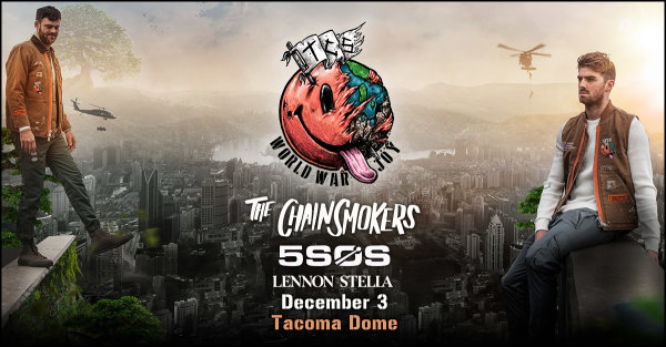 None -    The Chainsmokers Ticket Weekend