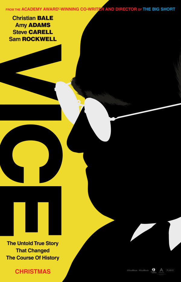 None - Win Tickets to a Movie Screening of Vice