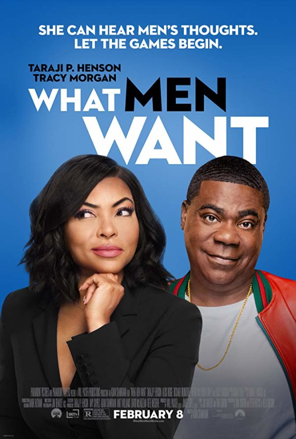 None - Win Tickets to see What Men Want