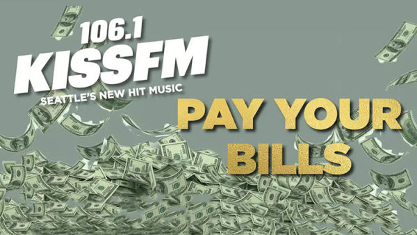 None - 106.1 Pays Your Bills!