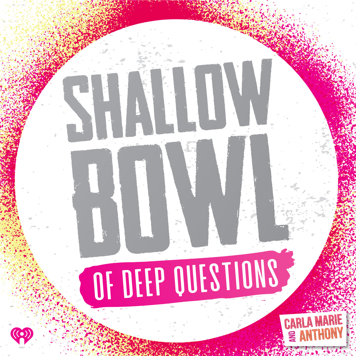 Shallow Bowl of Deep Questions - Submit Your Question