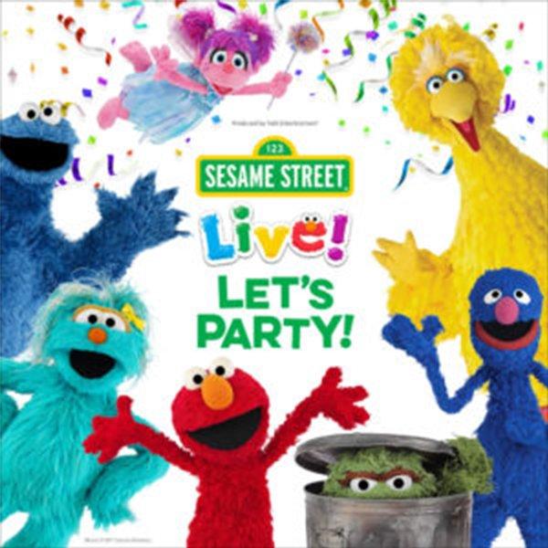 None - Sesame Street Live!