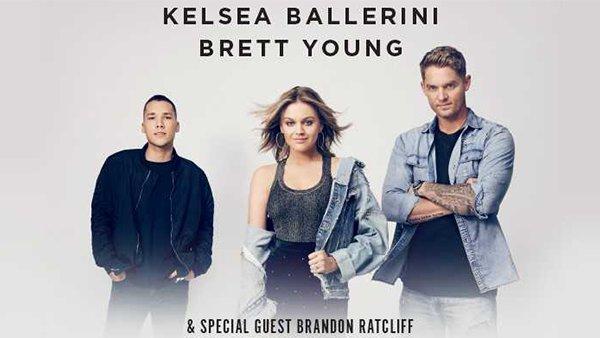 None -  Kelsea Ballerini with Brett Young
