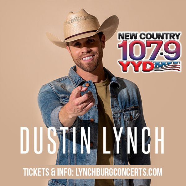 None - Listen To Scott Stevens To Win Tickets To See Dustin Lynch at Elmwood Park!