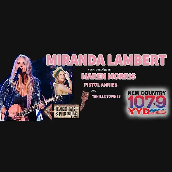 None - Listen To Scott Stevens To Win Tickets To See Miranda Lambert!