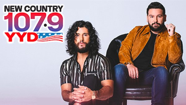 image for Win Tickets to DAN + SHAY at the JPJ March 13th!