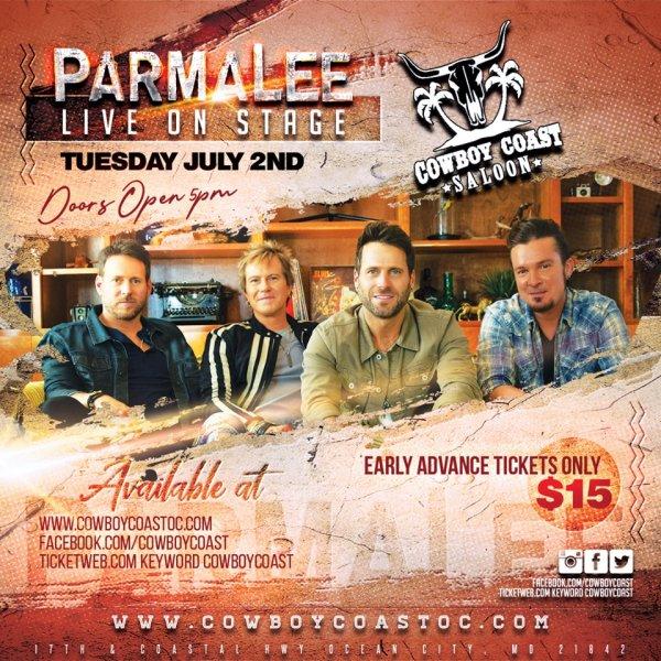 None - Parmalee Tickets