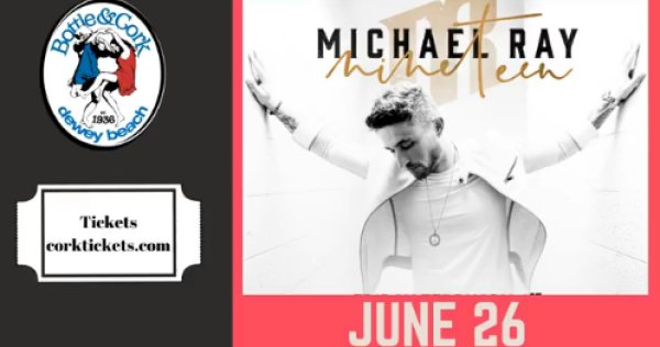 None -    Michael Ray Tickets