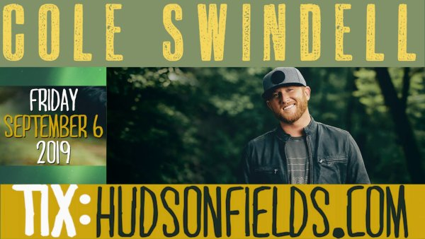 None - Cole Swindell Tickets