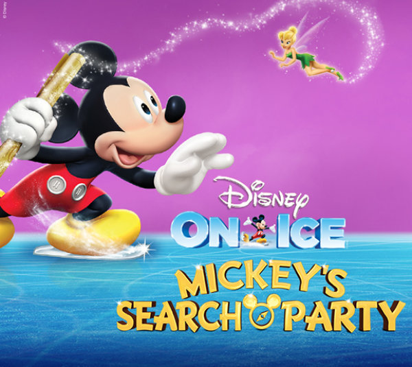 None -      Win tickets to Disney On Ice!