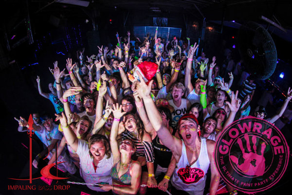 None - Get free tix to GlowRage at The Texas Club 6/21!