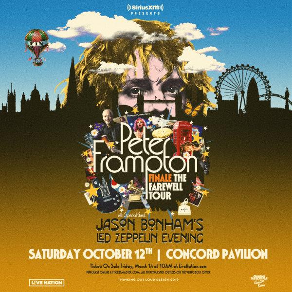 None - Win Peter Frampton Tickets!