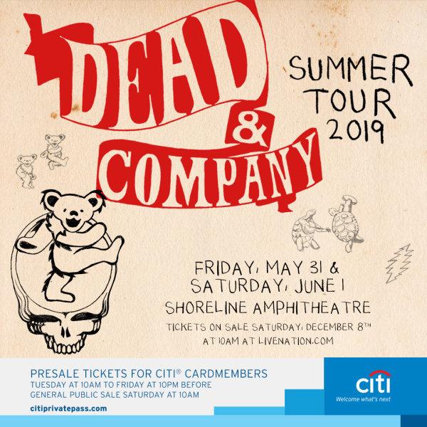 None - Enter to Win Dead & Company Tickets!