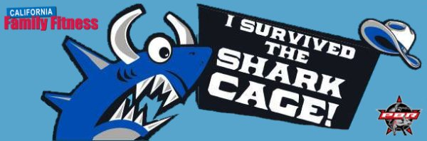 None - Win a PBR Shark Cage VIP Package!