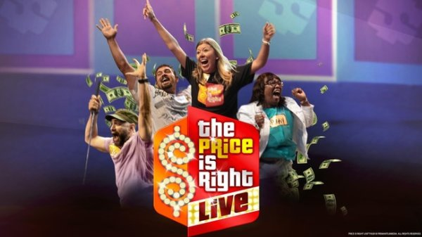 None - Win The Price is Right Live Tickets!