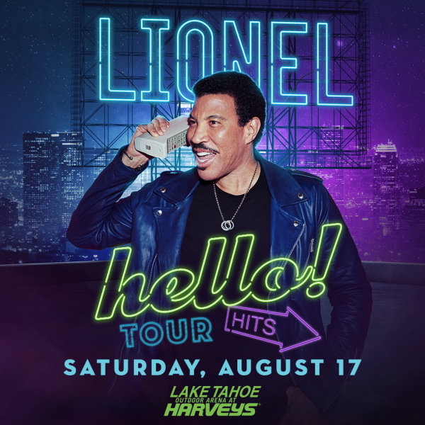 None - Win Lionel Richie Tickets!