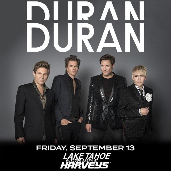 None - Win Duran Duran Tickets!