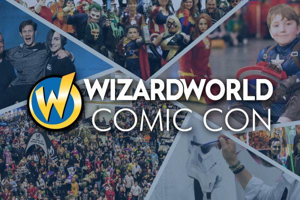 None - Win Tickets to Wizard World Comic Con!