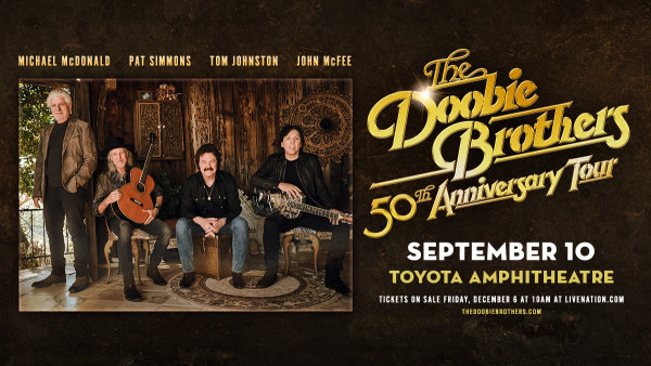 None - Win Doobie Brothers Tickets!