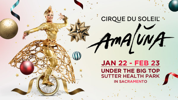 None - Why do you deserve to win a night out at Cirque Du Soleil Amaluna?!