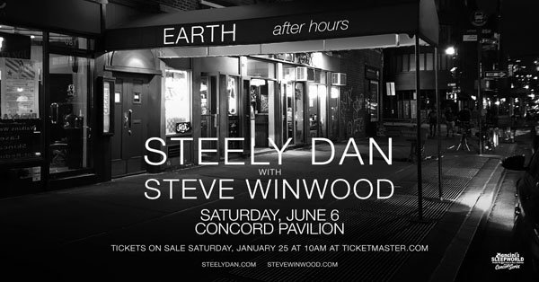 None - Win a Pair of Tickets to See Steely Dan!