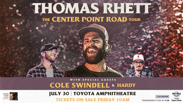 None - Win Thomas Rhett Tickets!