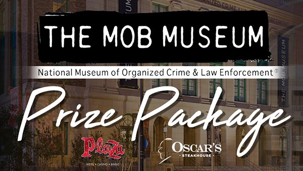 None - The Mob Museum with Distillery Tour & Tasting Experience