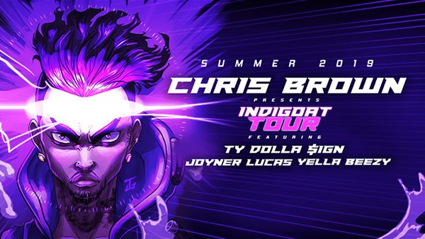None - Win Tickets To See Chris Brown!