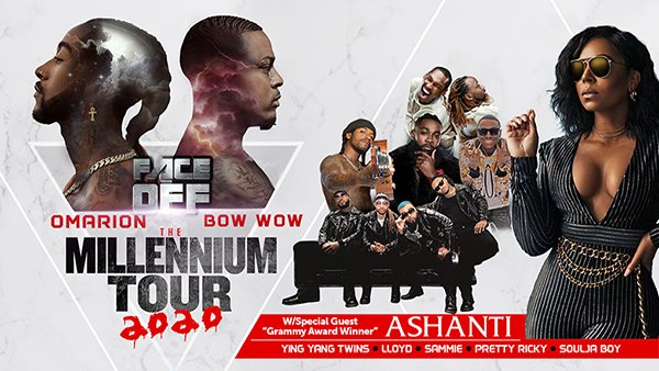 None - Millennium Tour 2020: Omarion And Bow Wow