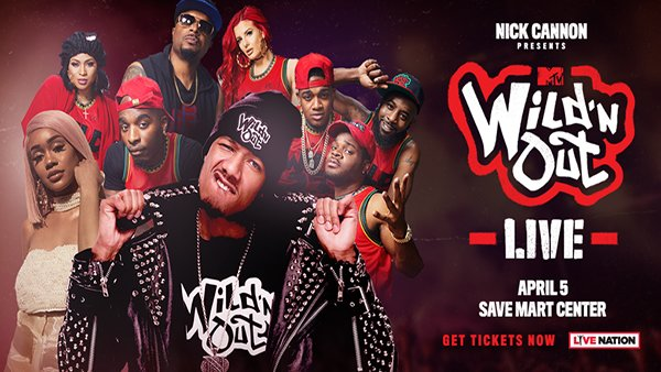 None - Wildn' Out Live!