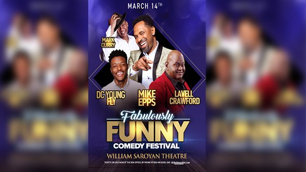 image for Fabulously Funny Comedy Tour!