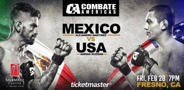 image for Combate Americas: Mexico vs. USA
