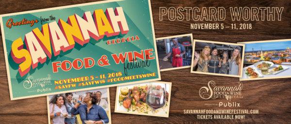 None - Savannah Food & Wine Festival