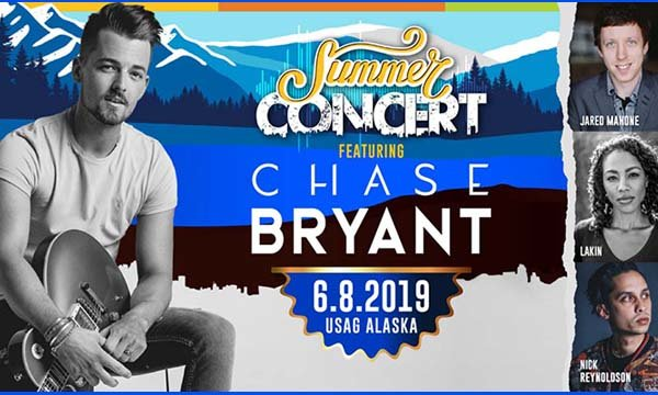 None -  Win 4 Tickets to See Chase Bryant Live in Concert!