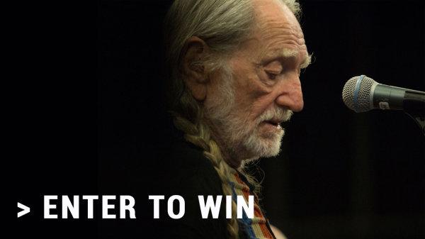 None - Win Willie Nelson Tickets!