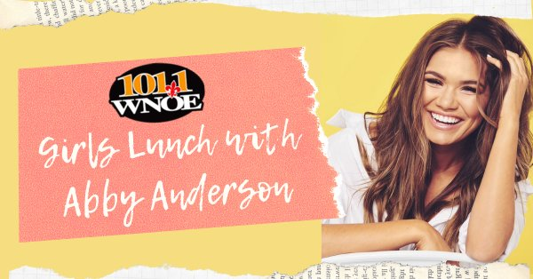 None - Girls Lunch with Abby Anderson