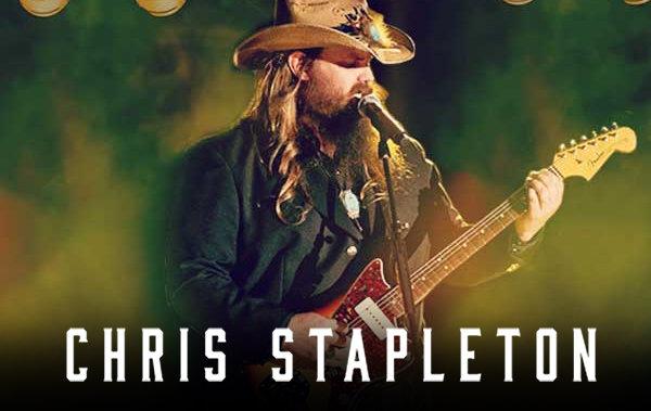 None - Chris Stapleton coming to Biloxi
