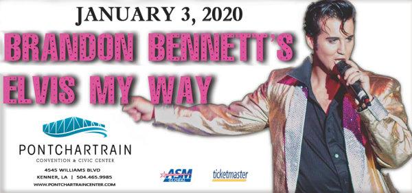 """None - """"Elvis my Way"""" with Brandon Bennet"""