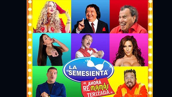 None - Gana boletos a La Semesienta!