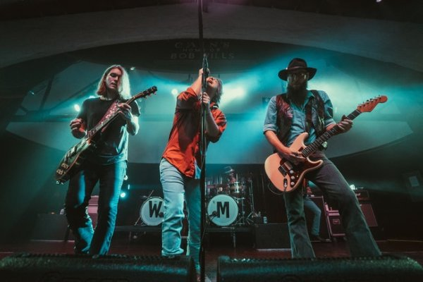 None - See Whiskey Myers Live!