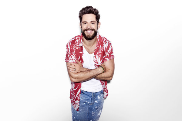 None - See Thomas Rhett Live!