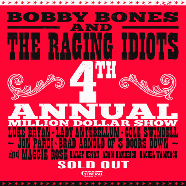None -  4th Annual Million Dollar Show!